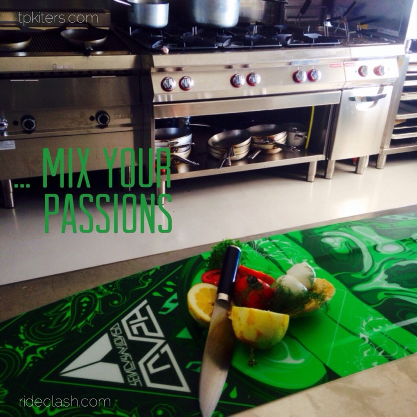 MIX YOUR PASSIONS